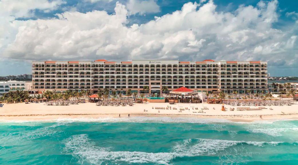 Hyatt Zilara Cancun Players Vacation Club